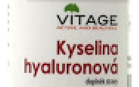 VITAGE Kyselina hyaluronová 60 tobolek