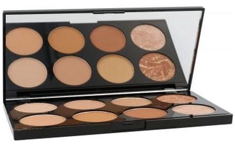 Makeup Revolution London Ultra Bronze Palette 13 g dekorativní kazeta pro ženy All About Bronze