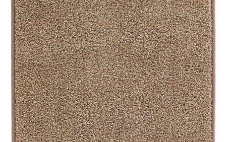Béžový běhoun Hanse Home Pure, 80x150cm