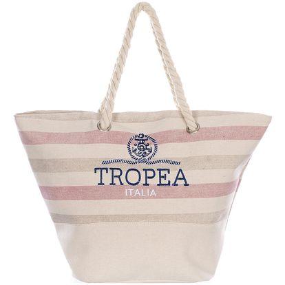 Fashion Icon Plážová taška Tropea Italia