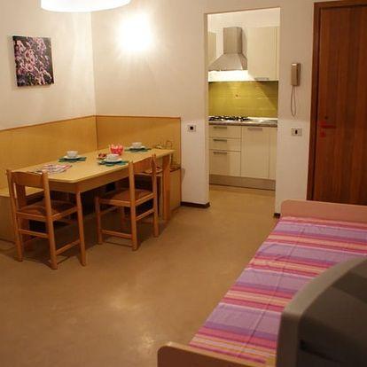 Itálie, Bibione: 7 nocí, až 5 osob, možnost dopravy, stravy