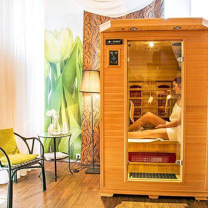 Dokonalá relaxace ve 4* Parkhotelu Morris Nový Bor s bohatým wellness balíčkem a polopenzí + 1 dítě do 12 let zdarma