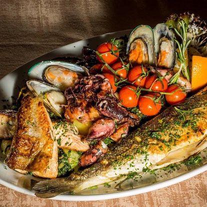 30% sleva na veškerá jídla v balkánské restauraci Singidunum