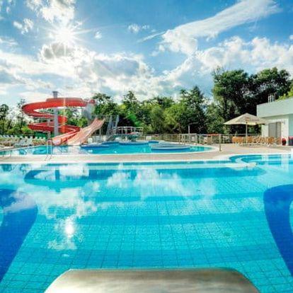 Dudince s polopenzí, masáží a bazény