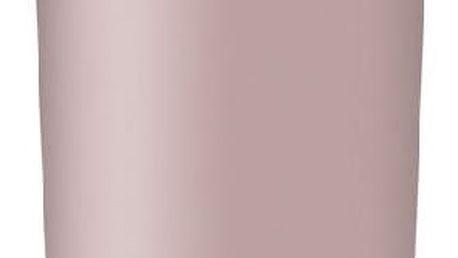 Stelton Cestovní hrnek To Go Click Lavender 200 ml, růžová barva, plast