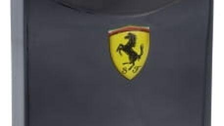 Ferrari Scuderia Ferrari Black Signature 125 ml toaletní voda tester pro muže