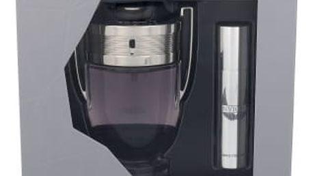 Paco Rabanne Invictus 100 ml dárková kazeta dárková sada pro muže toaletní voda 100 ml + toaletní voda 10 ml