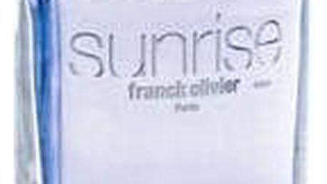 Franck Olivier Sunrise Men 75 ml toaletní voda pro muže