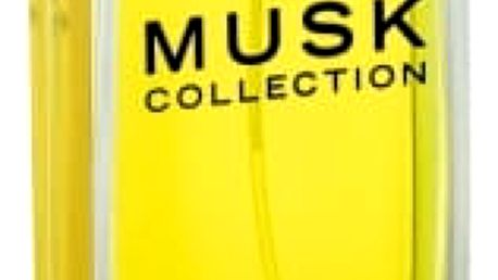 MUSK Collection Musk Collection Black 50 ml parfémovaná voda tester pro ženy