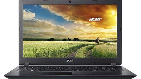 Notebook Acer Aspire 3 (A315-31-P672) černý + dárek (NX.GNTEC.012)