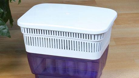 Pohlcovač vlhkosti, vysoušeč vzduchu + 4 náplně, WENKO