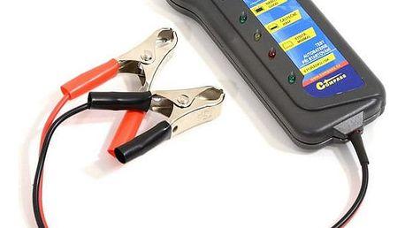 Tester autobaterie Compass a alternátoru 12 V