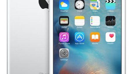 Mobilní telefon Apple iPhone 6s Plus 128GB - Silver (MKUE2CN/A) + DOPRAVA ZDARMA
