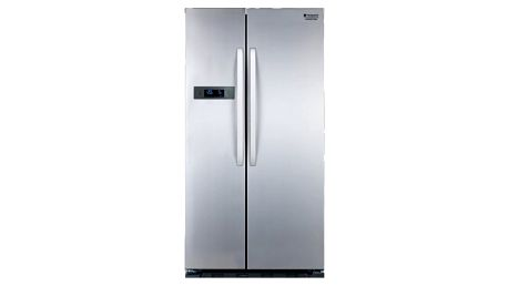 Chladnička s mrazničkou Hotpoint-Ariston SXBD 920 F stříbrná
