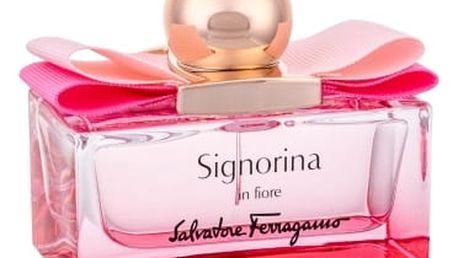 Salvatore Ferragamo Signorina in Fiore 50 ml toaletní voda pro ženy