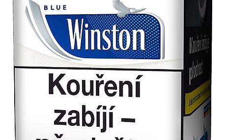 Tabák cigaretový WINSTON Blue 69g