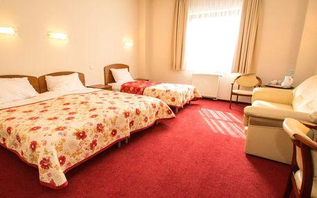 Rodinná dovolenka v hoteli priamo na svahu v Krynici
