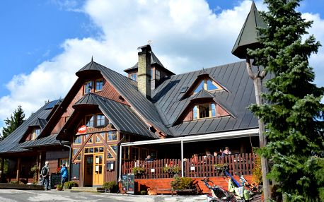 Pobyt pre 2 osoby v Horskom Hoteli Kohútka - krásy Beskýd a Javorníkov