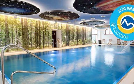 Prekrásny Masarykov dvor*** s TOP neobmedzeným wellness a výletmi v Podpoľaní