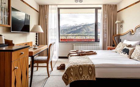 Letný relax na poľskej strane Tatier v hoteli Mercure Kasprowy