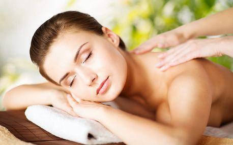 Hodinová masáž dle vlastního výběru v Teplicích