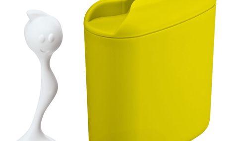 Nádoba HOT STUFF s odměrkou - barva limon KOZIOL
