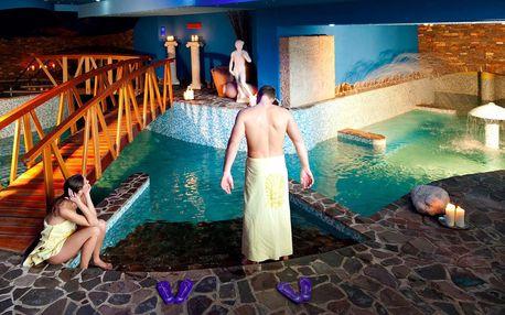 Pobyt v Dependance hotela PIERIS*** Permoník so vstupom do wellness Grand…