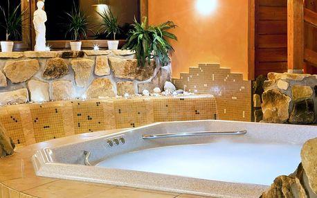 Letní pobyt u Špindlu: polopenze i římské lázně