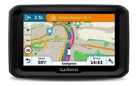 Garmin dezl 580T-D Lifetime Europe45 černá