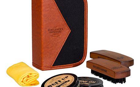 Set na leštění obuvi Gentlemen's Hardware