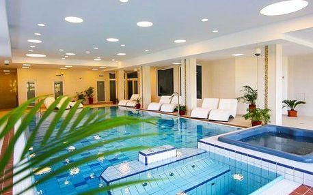 Vysoké Tatry luxusně s wellness a polopenzí