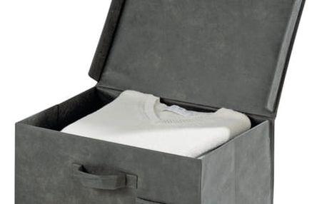 Koš pro skladování LIBERTÁ - skládací, velikost L, WENKO