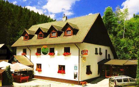 Jar aj leto v horskom hoteli Eva Mária