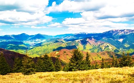 Dovolenkujte so svojou rodinou na Donovaloch a objavujte krásy Slovenska