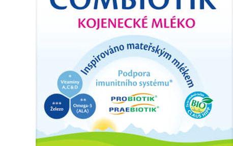 4x HIPP 2 BIO Combiotik (600 g) - pokračovací mléčná kojenecká výživa