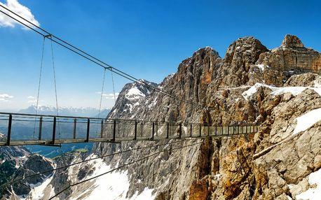 Ľadovec Dachstein a rozprávkový Hallstatt