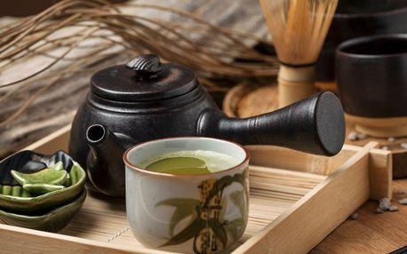 Otevřený voucher do čajovny i čajový obřad