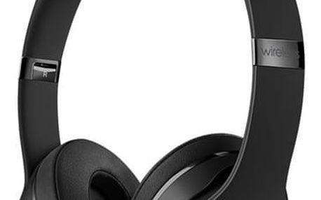 Sluchátka Beats Solo3 Wireless On-Ear černá (MP582ZM/A)
