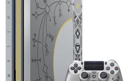 Herní konzole Sony PlayStation 4 PRO 1TB + God of War Speciální Edice (PS719382973)