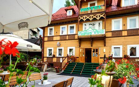 Dokonalá dovolenka v hoteli Kasprowy Wierch