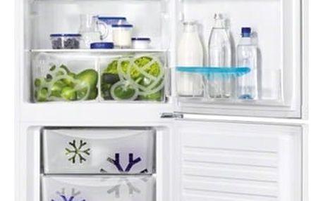Chladnička s mrazničkou Zanussi ZRB33103WA bílá