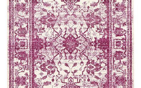 Růžový koberec Hanse HomeGlorious, 70x140cm
