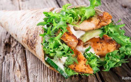 Dürüm, döner nebo kebab box na Vinohradech