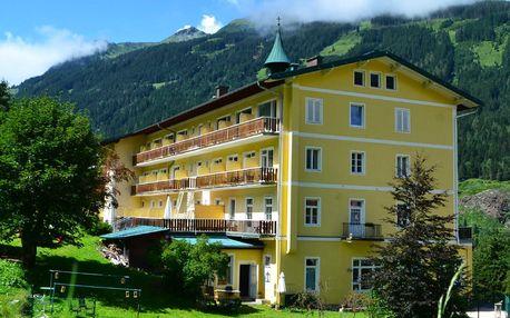 Dovolená v salcburských Alpách se saunou a fitness