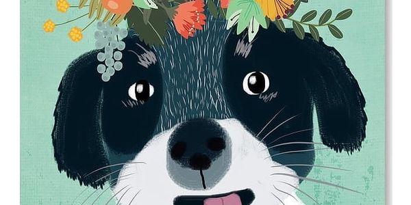 Plakát od Mia Charro - Puppy