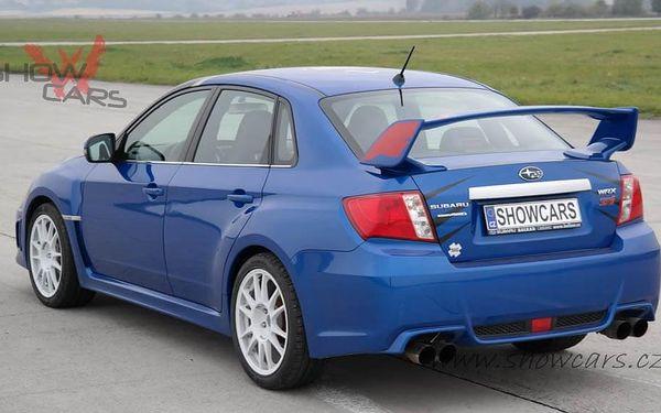 Jízda v Subaru Impreza WRX STI 60 min. bez pohonných hmot3
