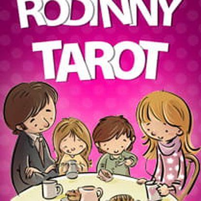 Online výklad tarotových karet, 6 - 8 normostran A4