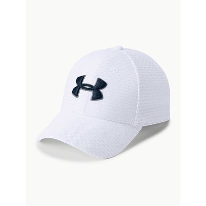 Kšiltovka Under Armour Men'S Printed Blitzing 3.0 Bílá