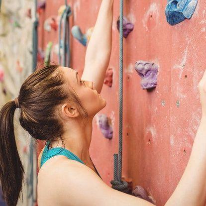 Kurz lezení na stěně pro celou rodinu + vybavení