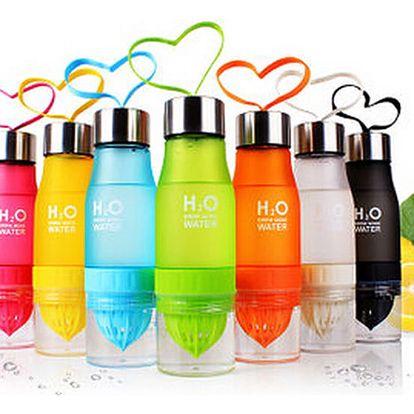 Láhev s odšťavňovačem - Juice Bottle 650 ml